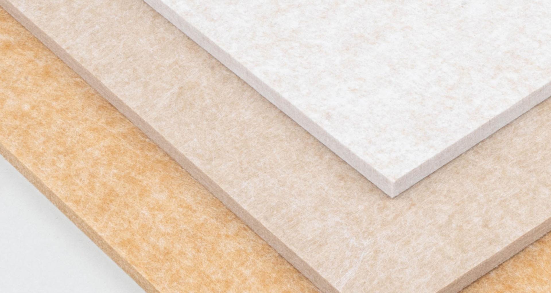 ReFelt PET Felt Acoustic Tiles Detail