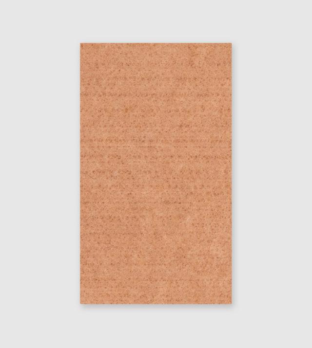 ReFelt PET Felt Tiles Rectangle Cinnamon