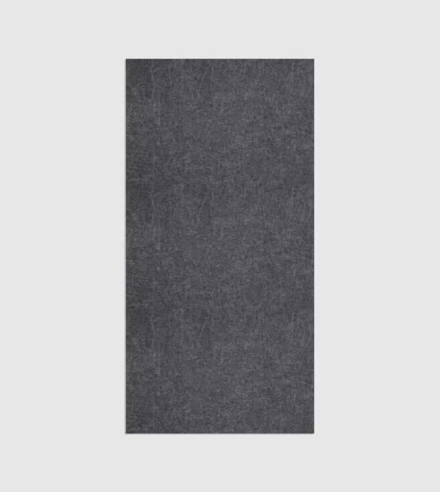 ReFelt PET Felt Acoustic Panel Dark Grey