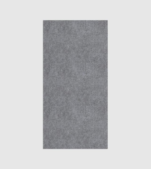 ReFelt PET Felt Acoustic Panel Light Grey
