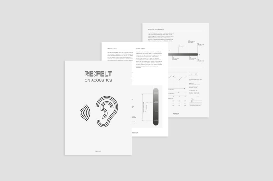 ReFelt on acoustics e-book