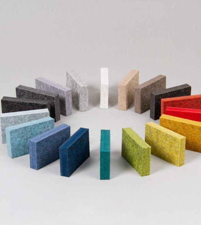 Melange Acoustic PET Felt Panels 12 mm - 4